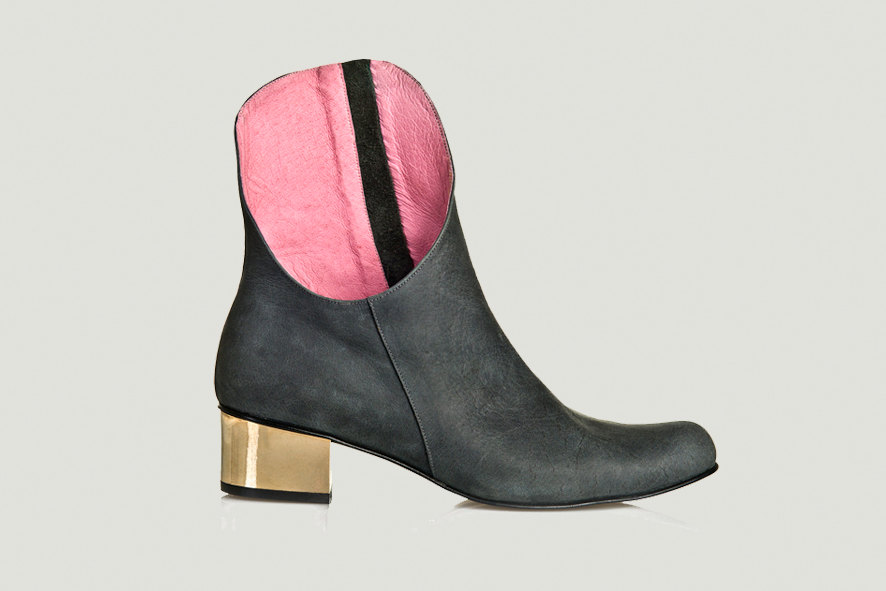 Black Women Ankle boots