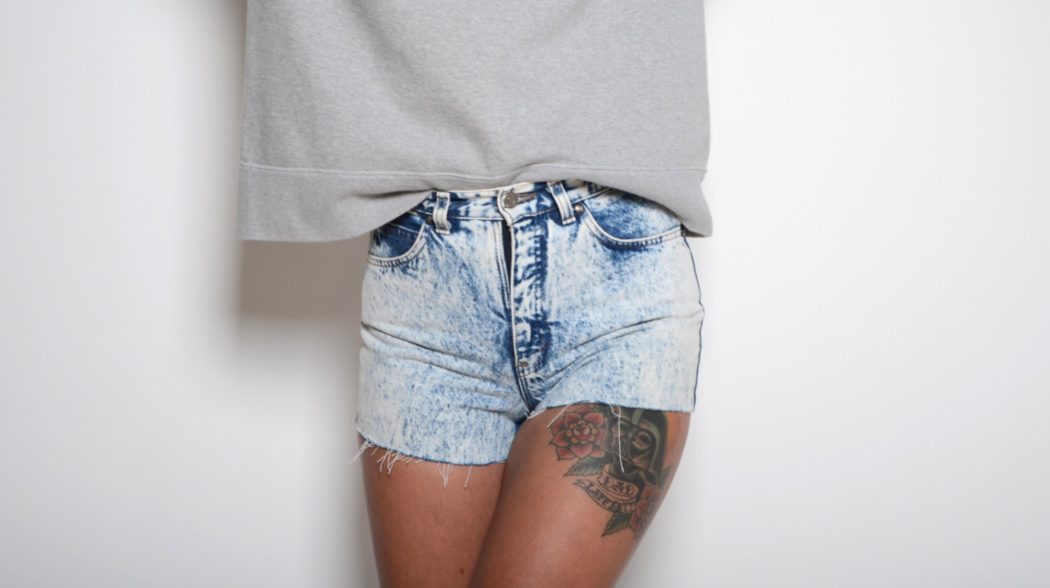 Vintage LEVIS Denim Shorts