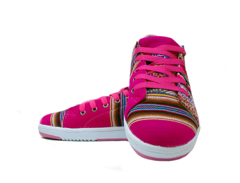 Awesome Pink Tenis Sneakers