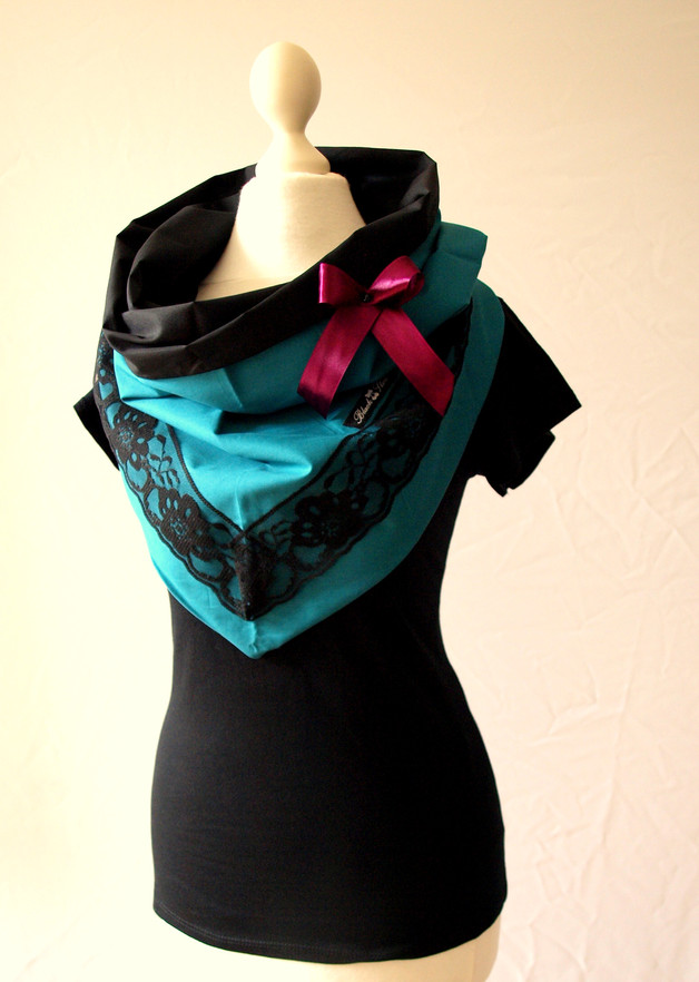 Romantic & Beautiful Cotton Scarf